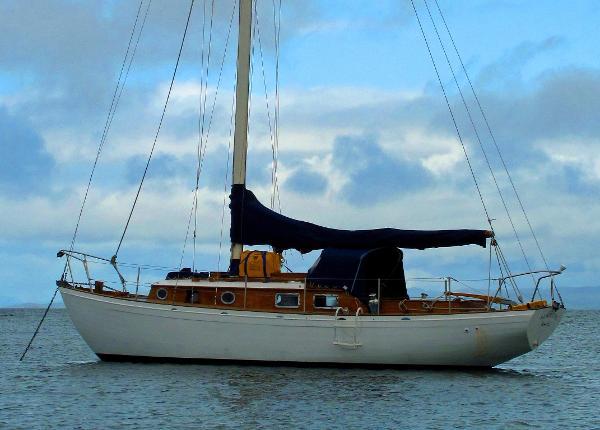 McGruer Bermudan sloop McGruer Bermudan sloop