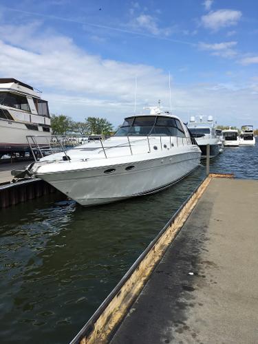 Sea Ray 600 SS