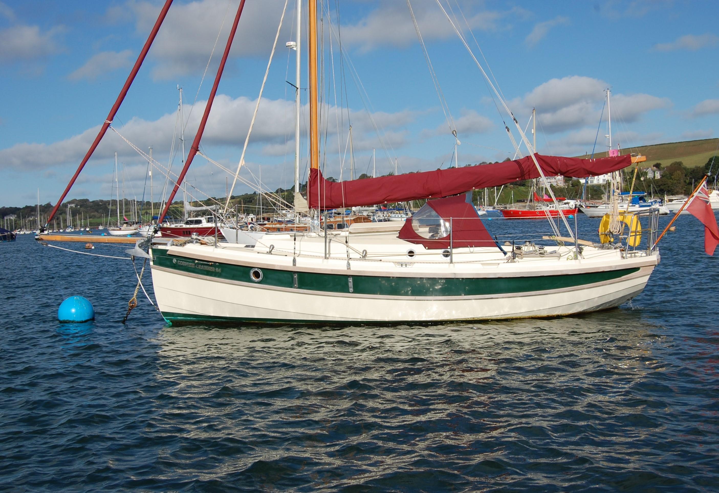 Cornish Crabber 24 Cornish Crabber 24