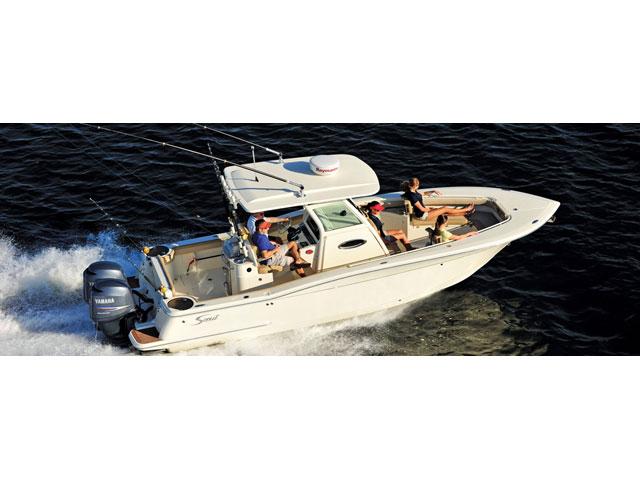 Scout Sportfish/XSF 275 LXF