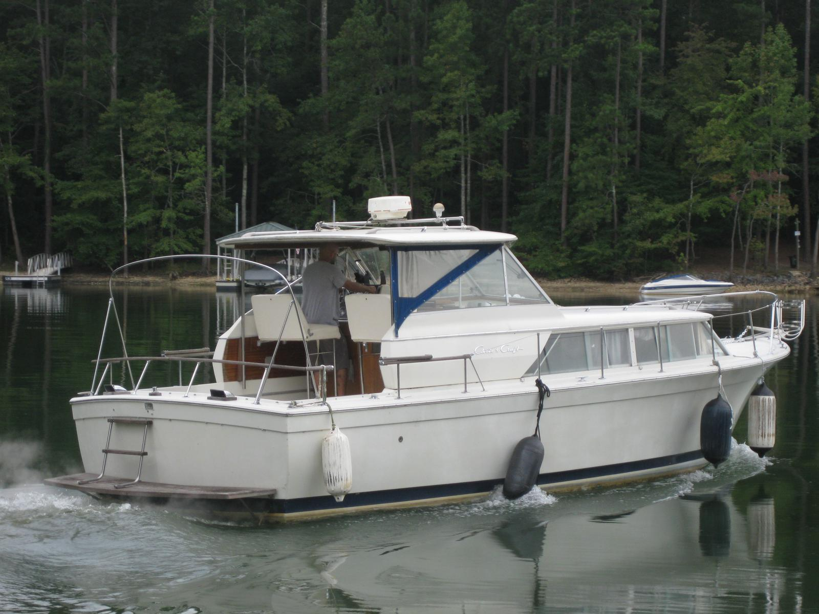 Chris-Craft Commander 31 Yacht