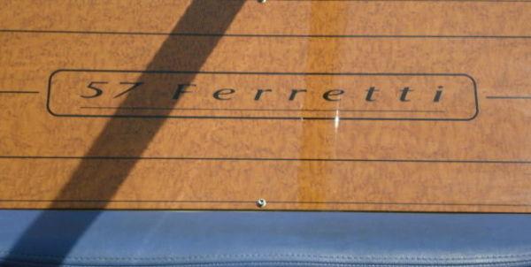 Ferretti 57