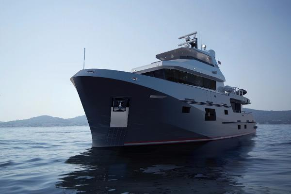 Bering 77 Bering 77 - Steel Expedition Yacht