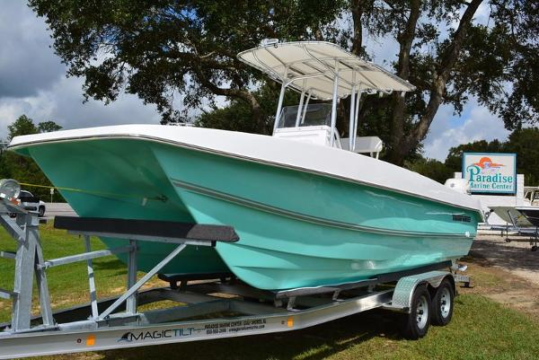 Twin Vee Ocean Cat 225