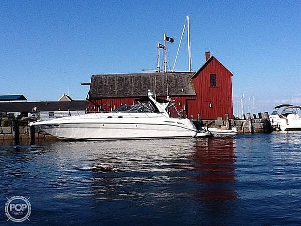Sea Ray 410 Sundancer 2002 Sea Ray 410 Sundancer for sale in New Castle, NH