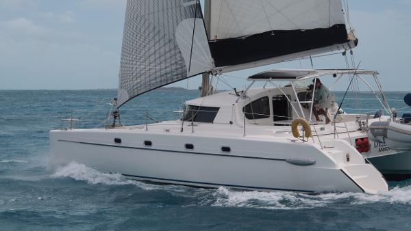 Fountaine Pajot Belize