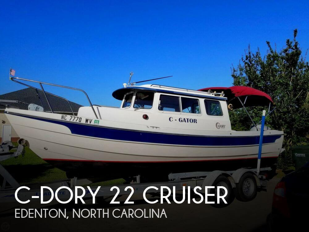 C-dory 22 Cruiser 2003 C-Dory 22 Cruiser for sale in Edenton, NC