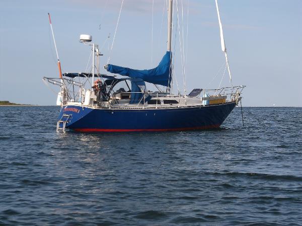 C&C 34 C&C Yacht 34
