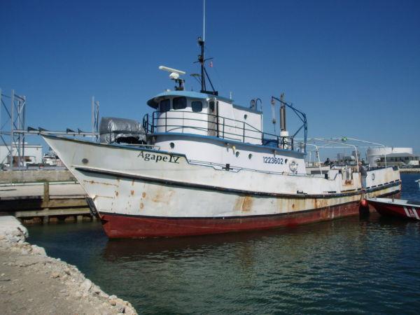 Custom Longliner/Pilothouse/Trawler Photo 1