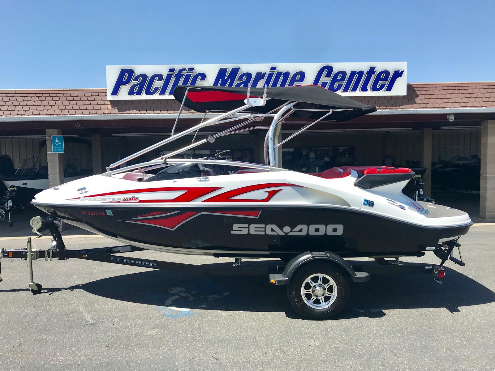 Sea-Doo Sport Boats Speedster Wake 310