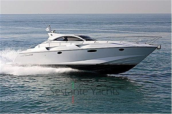 Rizzardi CR 45 INCREDIBLE Rizzardi 45 Incredible 2005  Copertina