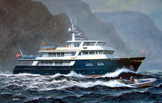 Inace Yachts Overing Photo 1