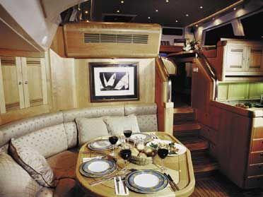 2003 Warwick 72 Performance Cruising Yacht