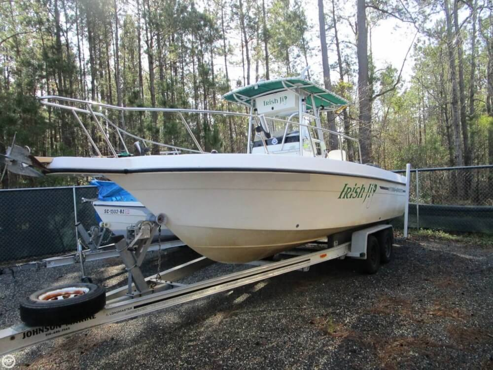 Hydra-Sports 230 Seahorse 1999 Hydra-Sports 230 Seahorse for sale in Conway, SC
