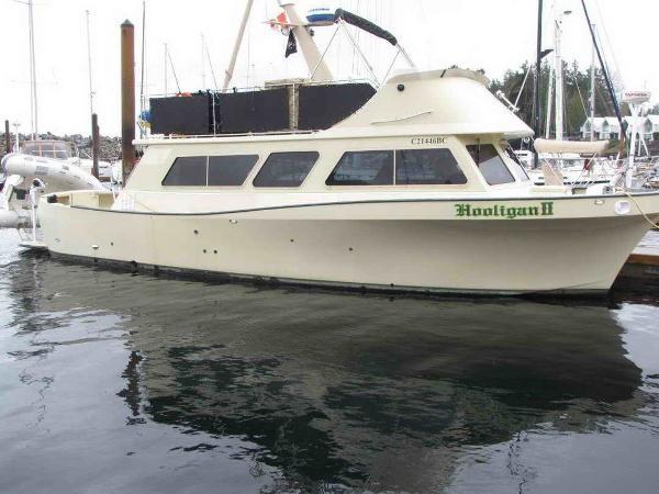 Trawler Barry Farrell Cruiser