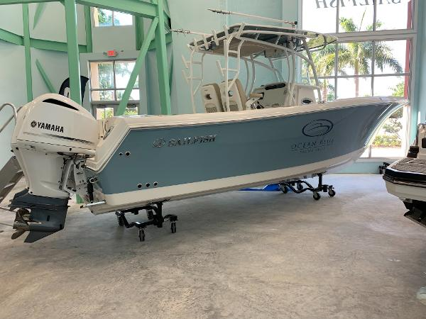 Sailfish 290 CC