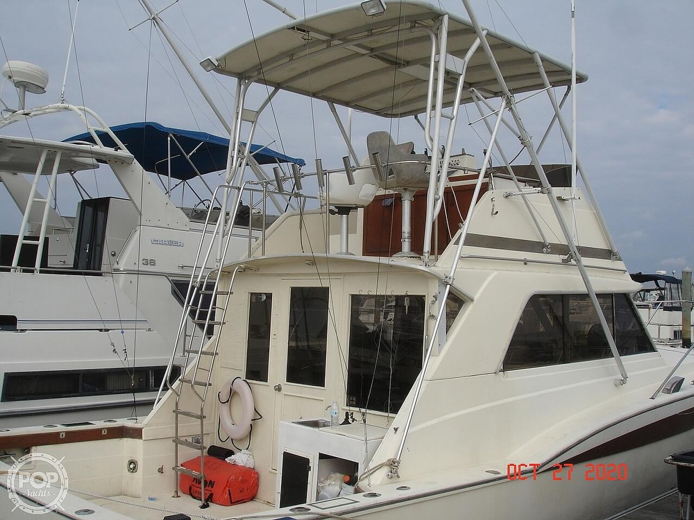 Chris-Craft 36 Commander 1980 Chris-Craft 36 Commander for sale in Wildwood, NJ