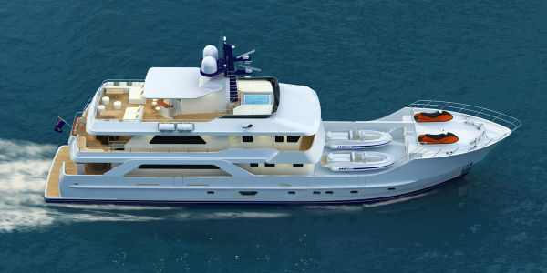 Inace Yachts Explorer Photo 1