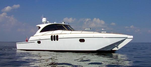 Offshore 57 Sport Coupe Profile