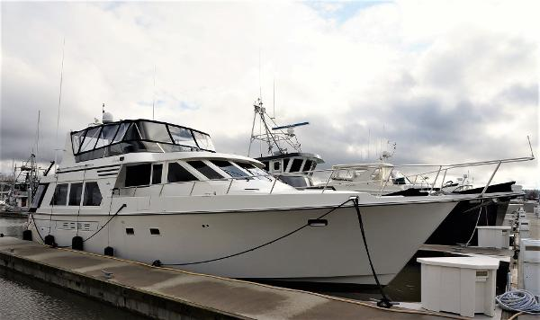 Tolly 53 Motor Yacht 53 Tollycraft profile