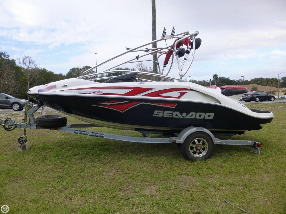 Sea-Doo Speedster Wake 2006 Sea-Doo Speedster 200 for sale in Tampa, FL