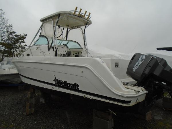 Wellcraft 270 Coastal O/B Coastal 270