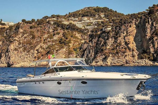 Itama 38 Itama 38  (38) - Sestante Yachts Brokerage Company