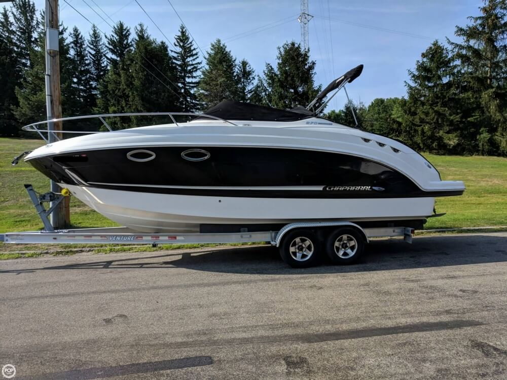 Chaparral 270 Signature 2010 Chaparral 270 Signature for sale in Eden, NY