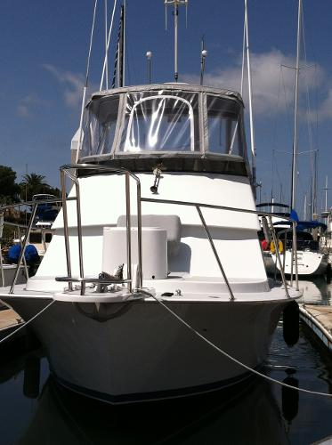 Blackman Boats yachtfisher