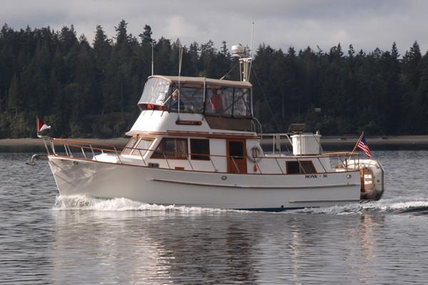 Monk Trawler 36
