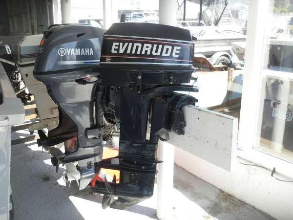 Evinrude E25RERC