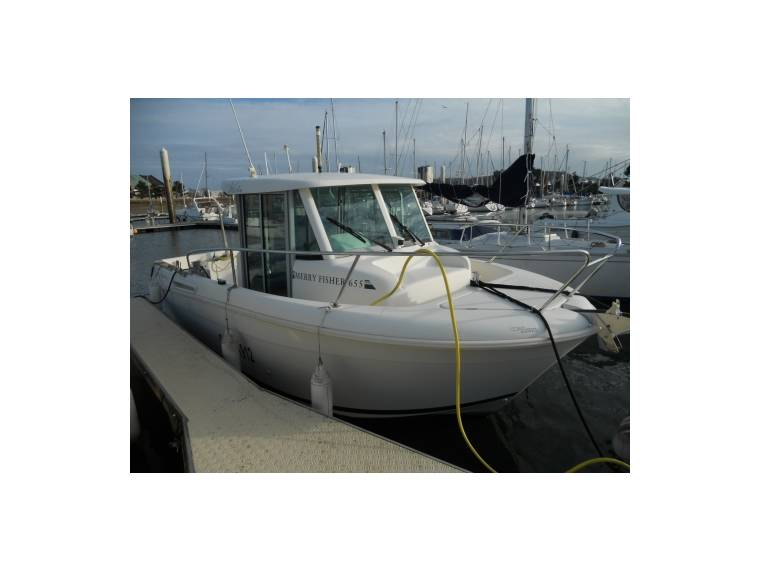 Jeanneau JEANNEAU MERRY FISHER 655 MARLIN SV44061