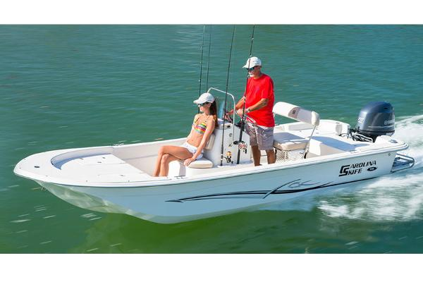 Carolina Skiff 18 JVX CC Manufacturer Provided Image