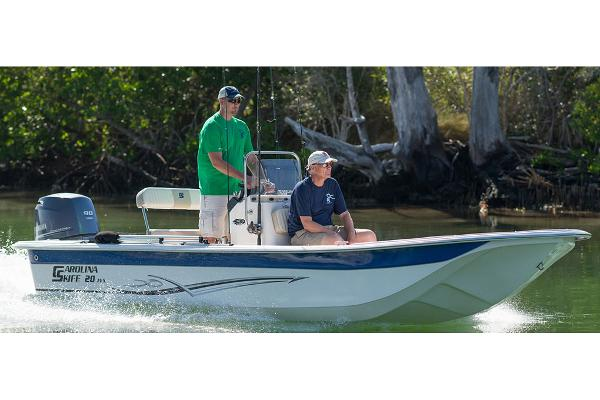 Carolina Skiff 20 JVX CC Manufacturer Provided Image