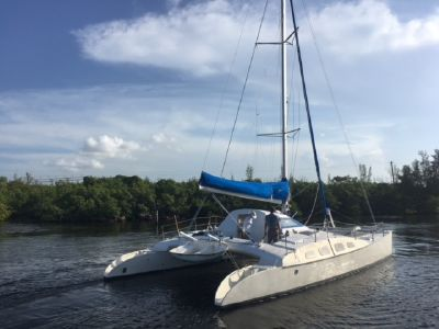 Outremer 43 Outremer 43