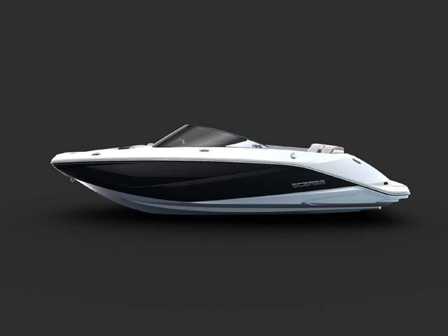 Scarab Jet Boat 195 HO