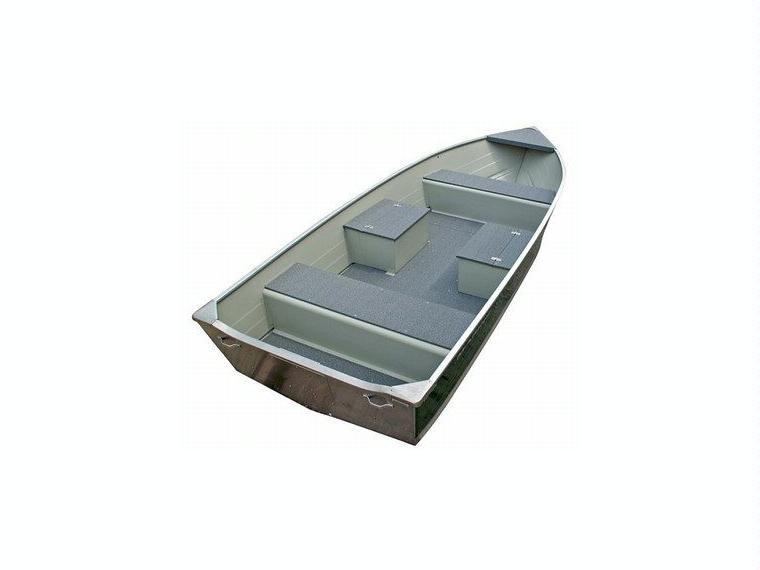 Alu-Marine Boot Fish 400
