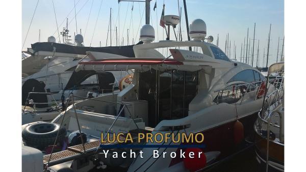 Azimut yachts 43 S