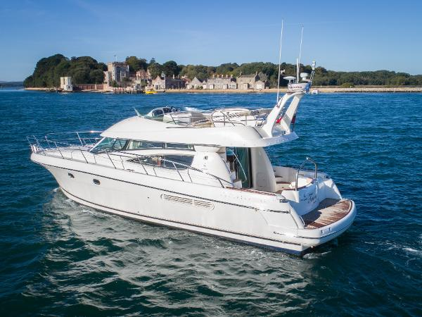 Jeanneau Prestige 46 For Sale