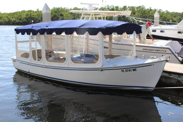 Duffy Newporter 21 Electric Boat