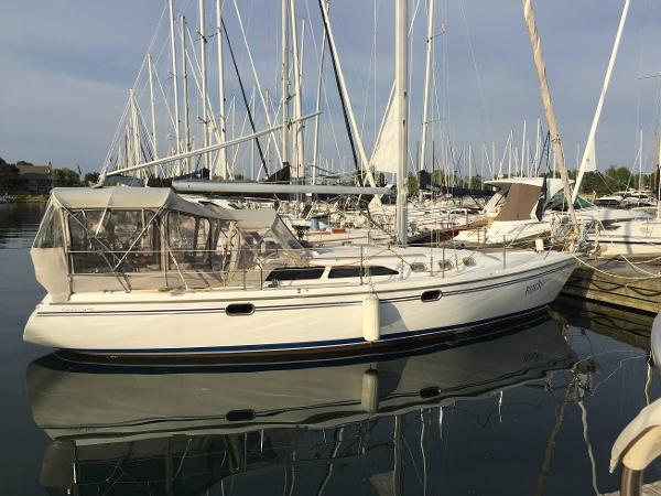 Catalina 34MKII