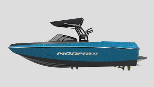 Moomba Max w/ Flow Surf system