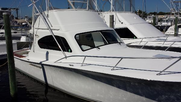 Ocean Yachts Billfish