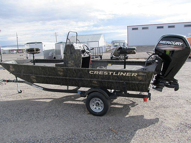 Crestliner 1860 Retriever Jon