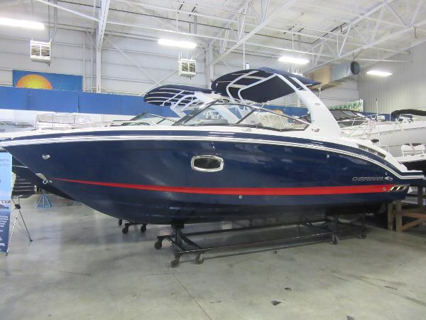 Chaparral 257 SSX IN OUR SHOWROOM