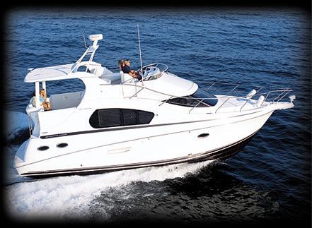 Silverton 35 Motor Yacht Manufacturer Provided Image