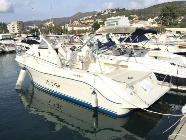 Quicksilver Quicksilver 750 Offshore