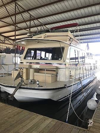 Harbor Master 47 1986 Harbor Master 47 for sale in Waco, TX