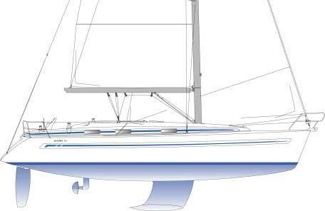 Bavaria 38 Manufacturer Provided Image: Bavaria 38