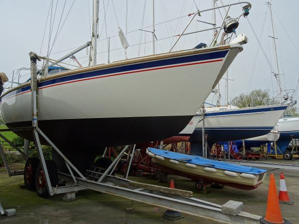 Westerly Oceanranger 38